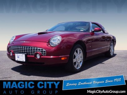 Photo Used 2004 Ford Thunderbird Deluxe for sale