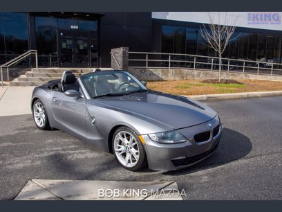 Photo Used 2008 BMW Z4 3.0i Roadster for sale