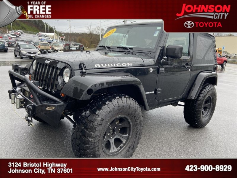 Photo Used 2012 Jeep Wrangler 4WD Rubicon w Dual Top Group for sale