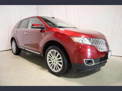 Photo Used 2015 Lincoln MKX AWD for sale