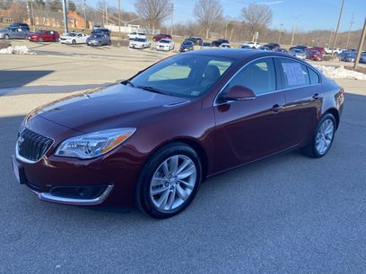 Photo Used 2017 Buick Regal Premium AWD for sale