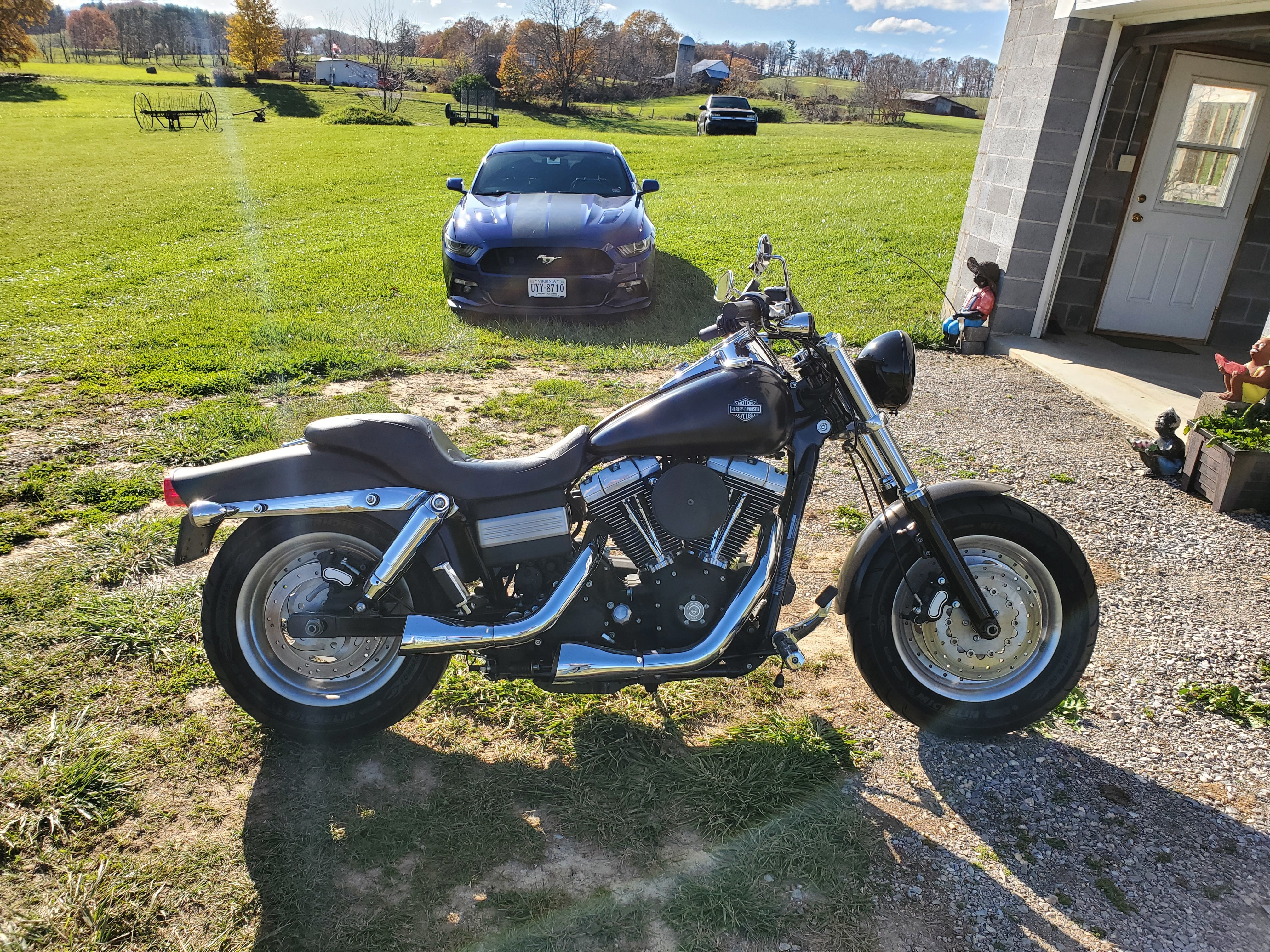 Photo 2008 Harley-Davidson FAT BOB DYNA $6000151.80151.80