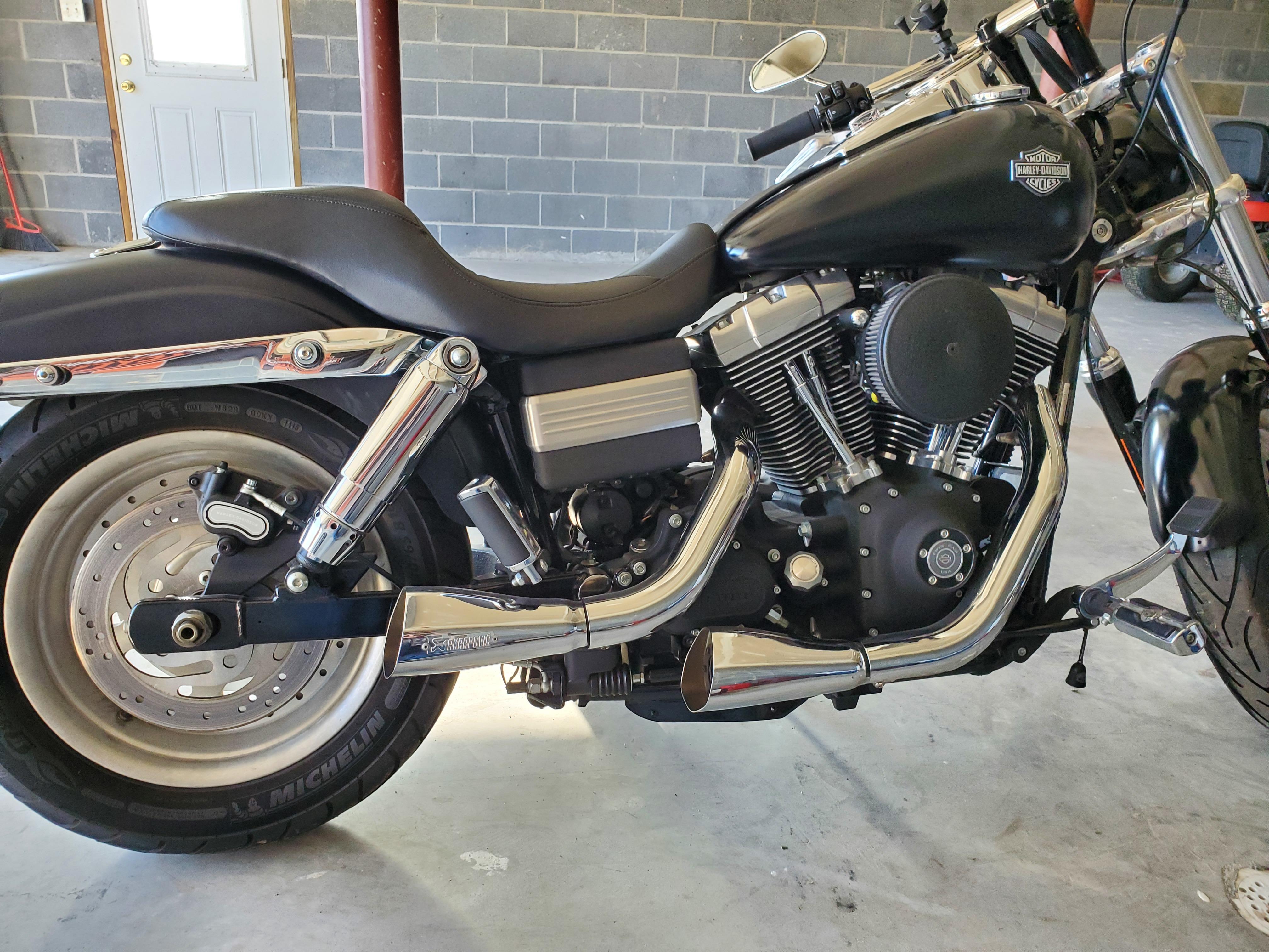 Photo 2008 Harley-Davidson FAT BOB DYNA $5500139.15139.15