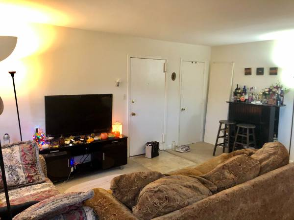 Photo apartment summer 2021-summer 2022 on south main (Blacksburg)