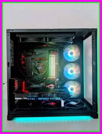 Photo gtgtgt Gaming PC intel X-series.Corsair vengeance pro RGB (48Gb) 32Gb - - $600 (Lynchburg, VA)