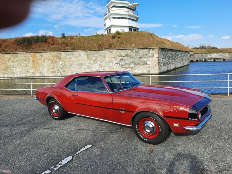 Photo 1968 Chevrolet Camaro