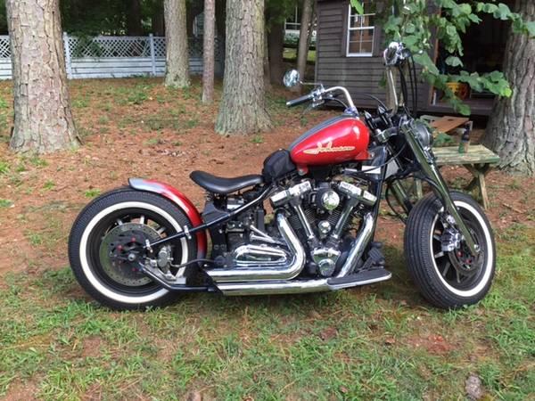 Photo 05 (Custom Built) 1700 Yamaha Silverado - $3,200 (Belmont NC)