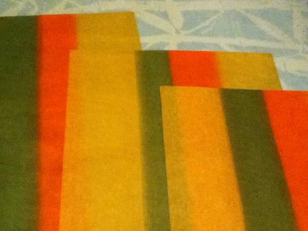 Photo 196039s Striped Tie Dye Tissue Paper Sheets - $8 (Asheville)
