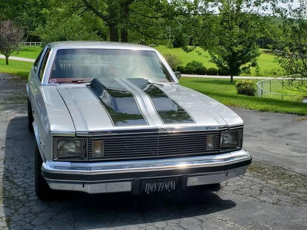 Photo 1979 Chevy Nova - $15,500 (Newland)