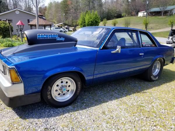 Photo 1981 Chevrolet Malibu Drag Car - $23,000 (Patterson)