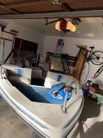 Photo 1989 Boat, motor and trailer - $1,500 (Atlanta)