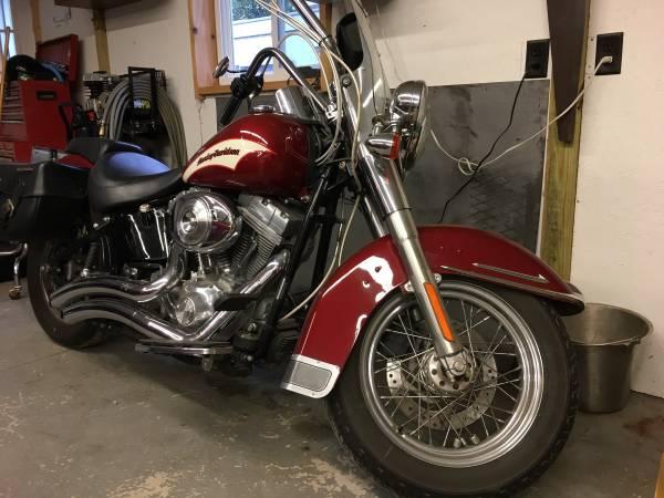 Photo 2006 Harley Davidson Heritage Soft tail - $8,000 (Lenoir NC)