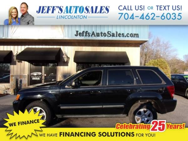 Photo 2008 Jeep Grand Cherokee Laredo 4WD - Down Payments As Low As $500 (Down Payment)