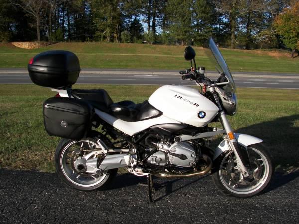 Photo 2009 BMW R 1200 R - $4,899 (Honda of Shelby)