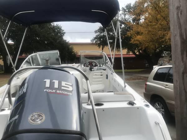 Photo 2011 Sea Hunt 188LE 115 Yamaha four stroke - $19,500 (Charleston)