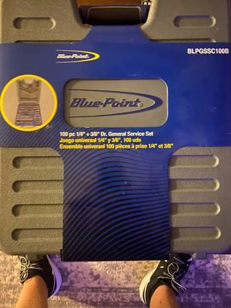 Photo Blue point socket set - $500