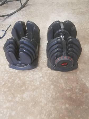 Photo Bowflex 1090 pair - $425 (WINSTON SALEM)