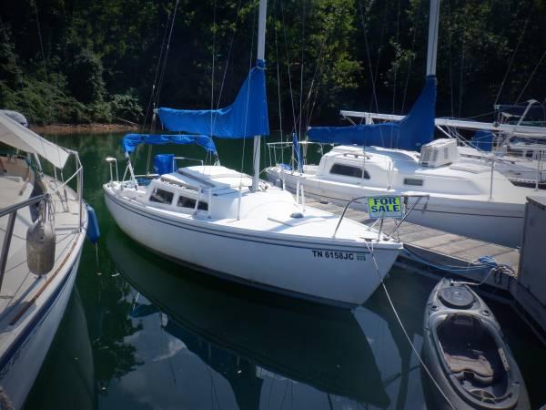 Photo Catalina 22 Sailboat wxtras READ - $3,000 (Elizabethton)