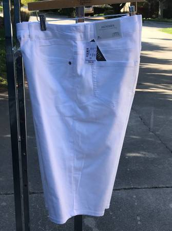 Photo Christopher  Banks Woman39s Shorts Size 16 Petite - WHITE - $35 (Knoxville)