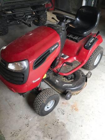 Photo Craftsman Riding Mower Hydrostat 42 Mowing Deck - $700 (Boone, NC)