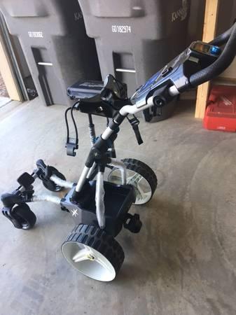 Photo Golf cart-Bag Boy Navigator - $1,300 (Concord)