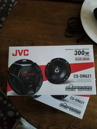 Photo JVC car audio speakers - $75 (Boone, NC)