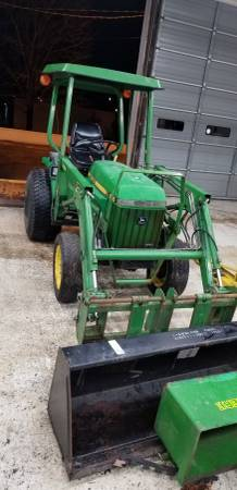 Photo John Deere 955 Tractor - $13000 (Petersburg, Virginia)