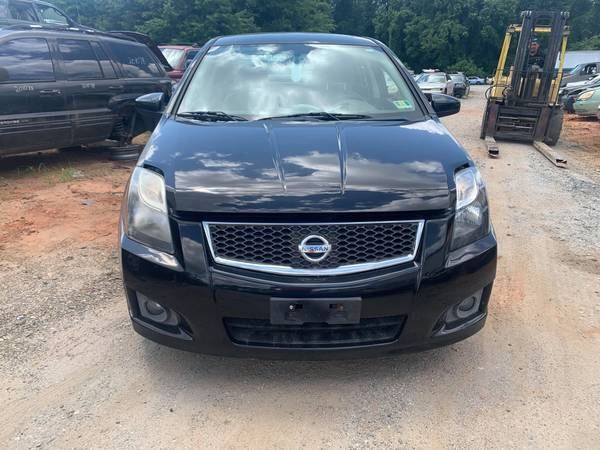 Photo PARTING OUT 11 NISSAN SENTRA 2.0 AUTO SR GOOD ENGINE TRANSMISSION CALL (FOREST CITY NC)