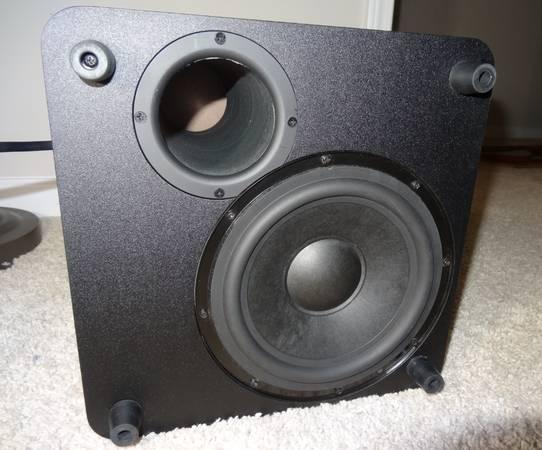 Photo Polk Audio PSWi-8M Wireless Subwoofer - $50 (Rock Hill)