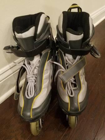Photo Roller Blades Formula In Line Skates Mens Size 8 - $55 (South Charlotte)
