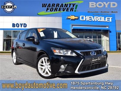 Photo Used 2014 Lexus CT 200h  for sale