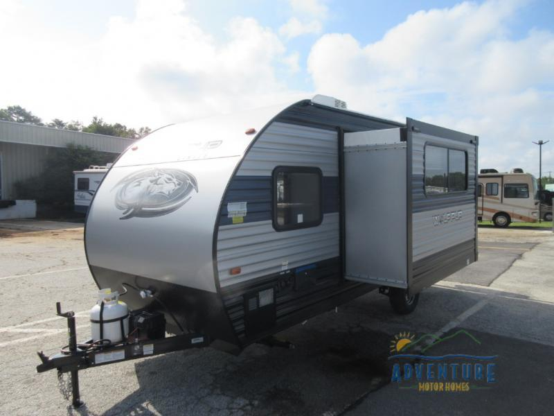 Photo 2021 Forest River Rv Cherokee Wolf Pup 17JG $ 17308