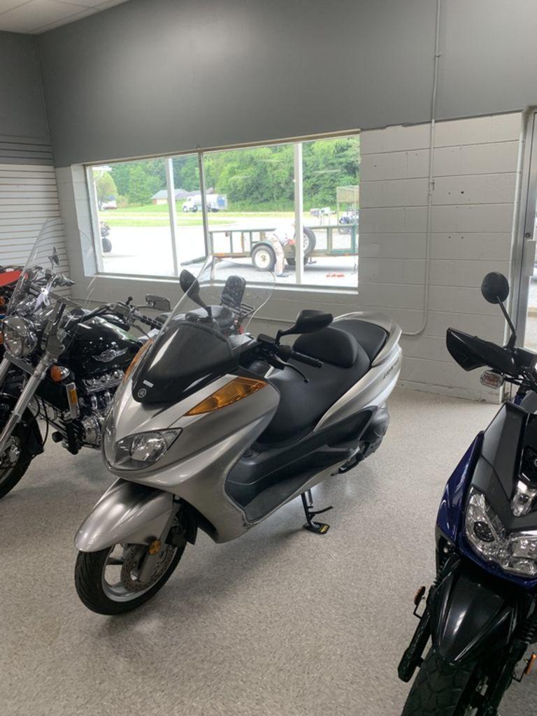 Photo Used 2007 Yamaha Scooter Motorcycle  $2395
