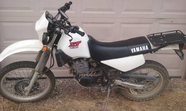 Photo 1985 Yamaha XT 350 - $1,400 (Springhill area)