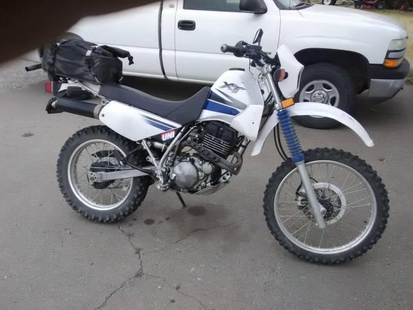 Photo 2000 Yamaha XT350 - $1,800 (Big Timber)