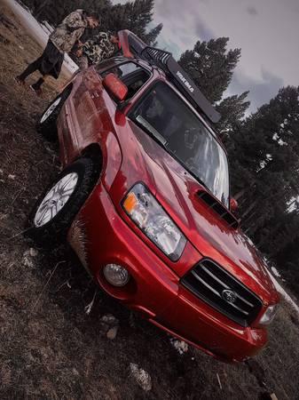Photo 2004 Subaru Forester XT - $6500