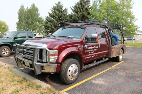 Photo 2008 Ford F450 4X4 Welding Truck - $39,900 (Bozeman)
