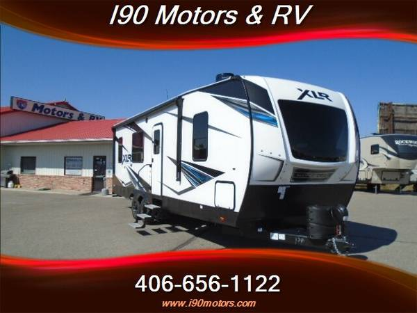 Photo 2021 Forest River XLR HYPERLITE 2815 7,718 LBS. - $42,990