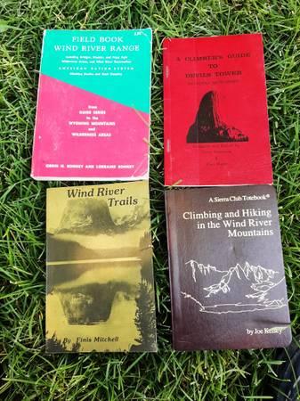 Photo 4 hikingclimbing guides to Wind River Mountains - $30 (I.F.)
