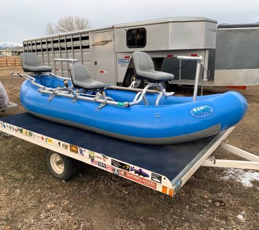 Photo Aire Super Puma Raft - $5000 (Cody)