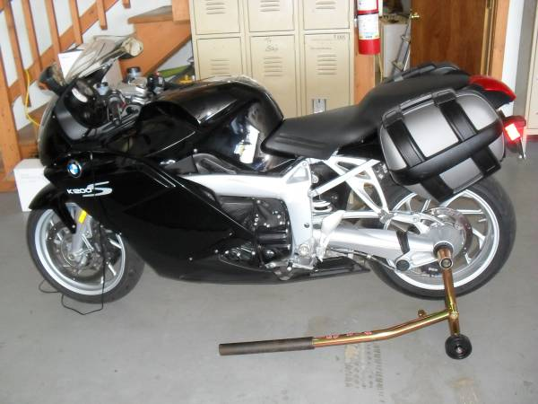 Photo BMW 2008 k1200s and 2007 r1200s - $4,499 (THREE FORKS)