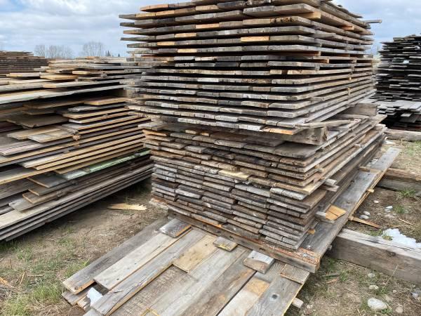 Photo Barnwood, Reclaimed Lumber - $3 (Belgrade)