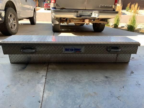 Photo Better Built Truck Box - $200 (Big Sky)
