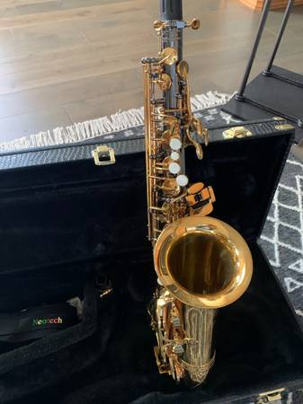 Photo Cannonball Alto Saxophone - $225 (Ennis, Montana)