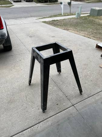Photo Craftsman Tool Stand - $40