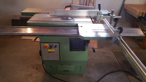 Excellent Condition, Robland X31 Combination Woodworking Machine, Made - $4000 (Bozeman) Tools