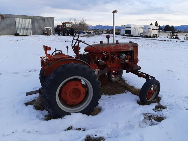 Photo Farmall Super A - $1,800 (Belgrade, MT)