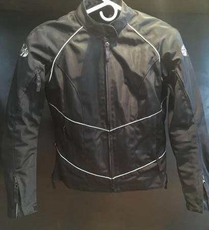 Photo Joe Rocket Armored Textile Motorcycle Jacket Ladies size M - $75 (Bozeman)