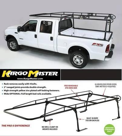 Photo Kargo Master Lumber Rack - $300 (Four Corners)