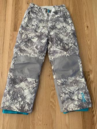 Photo Kids Snowpants size 6-7 (3 diff pairs) - $1,234 (Bozeman)
